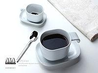 Чашка с блюдцем немецкий дизайн. (2шт - 220мл+50мл)