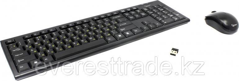 Комплект клавиатура+мышь беспроводные Crown CMMK-954W