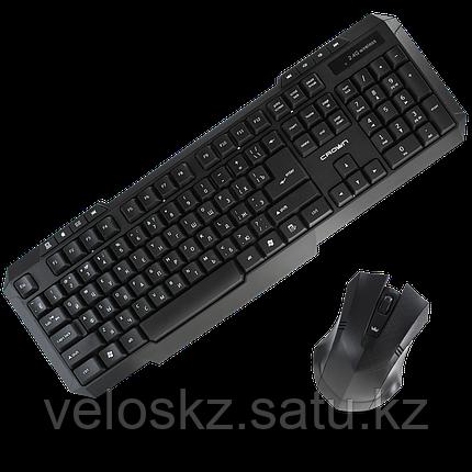 Комплект клавиатура+мышь беспроводные CMMK-953W, фото 2