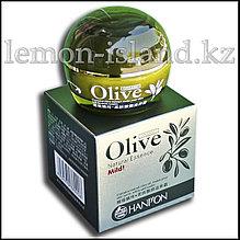 """Крем для лица """"Олива"""" питательный с экстрактом оливы и виноградной косточки."""
