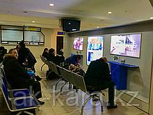 Реклама в аэропорту Шымкента