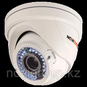 Вандалозащищенная всепогодная видеокамера 4в1 1Mp FC18W NOVIcam PRO