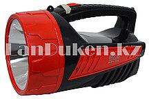Ручной аккумуляторный фонарь прожектор светодиодный MZX-702 30W LED