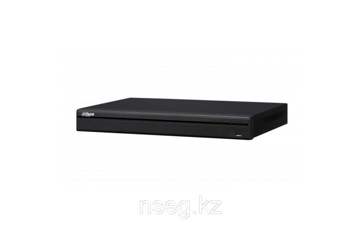 16 канальный видеорегистратор, Tribrid трибрид (аналог, HDCVI, IP) DAHUA HCVR4216АN-S3