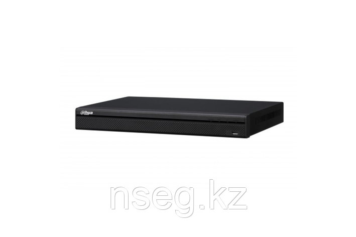 16 канальный видеорегистратор, Tribrid трибрид (аналог, HDCVI, IP) DAHUA HCVR4216АN-S3, фото 2