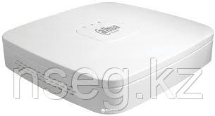 4 канальный видеорегистратор, Penta-brid пентабрид (аналог, HDCVI, TVI, AHD, IP) DAHUA XVR5104C