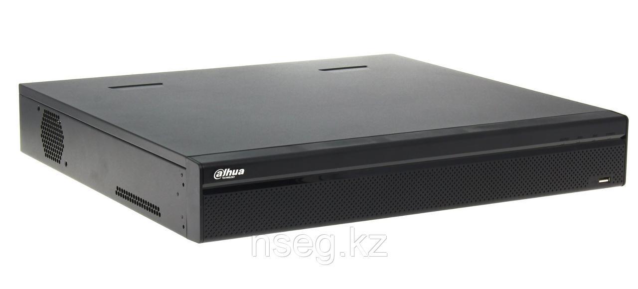 4 канальный видеорегистратор, Tribrid трибрид (аналог, HDCVI, IP) DAHUA HCVR7104H-S3