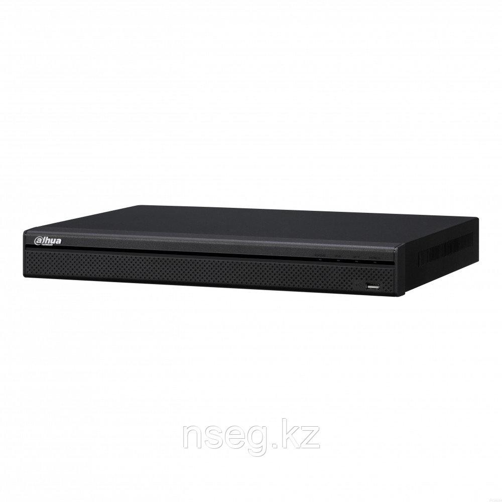 8 канальный видеорегистратор, Tribrid трибрид (аналог, HDCVI, IP) DAHUA HCVR7108H-4M