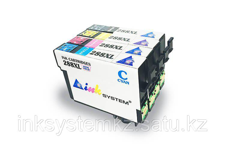 Комплект совместимых картриджей T288XL (C/M/Y/Bk) для Epson Expression Home XP-330