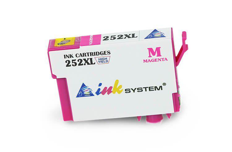 Картридж совместимый Magenta (T252XL) для Epson WF-3620/WF-3640/WF-7610/WF-7620/WF-7710/WF-7720