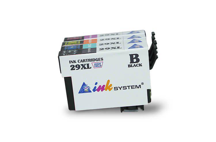 Комплект совместимых картриджей T29XL (C/M/Y/Bk) для Epson Expression Home XP-342