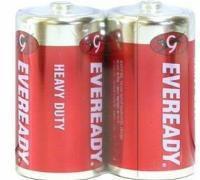 Элемент питания R14-C Eveready HD 2 штуки в шринке