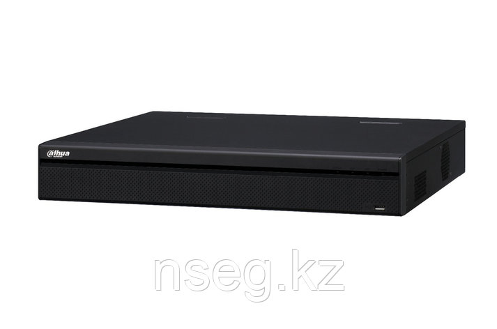 16 канальный 1U 4K сетевой видеорегистратор с 16 Poe портами Dahua NVR4216-16P-4KS2, фото 2