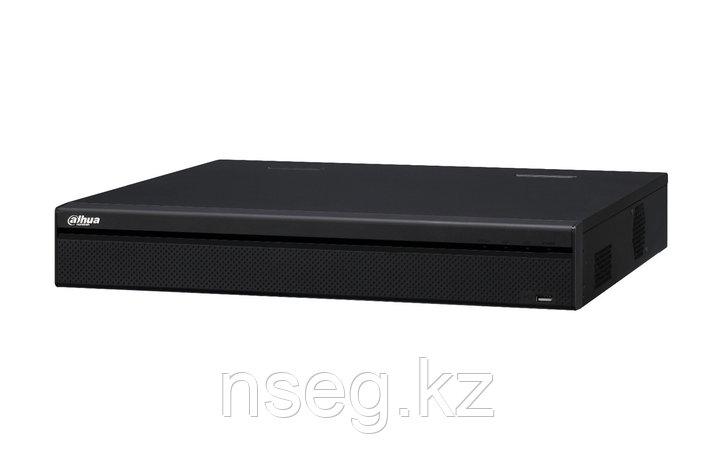 16 канальный 1,5U 4K сетевой видеорегистратор с 16 Poe портами Dahua NVR4416-16P-4KS2, фото 2