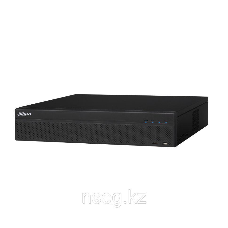 16 канальный 1,5U 4K сетевой видеорегистратор с 16 Poe портами Dahua NVR4816-16P-4KS2
