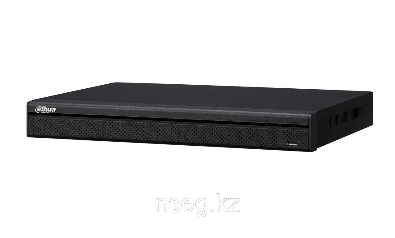 16 канальный 4K сетевой видеорегистратор с 16 Poe портами Dahua NVR5216-16P-4KS2E
