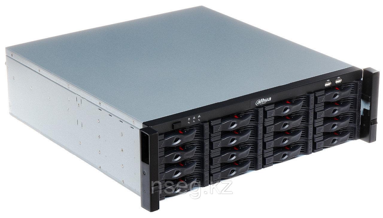 64 канальный 4K сетевой видеорегистратор Dahua NVR616-64-4KS2