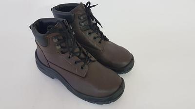 Рабочие ботинки Класс, кожа хромовая