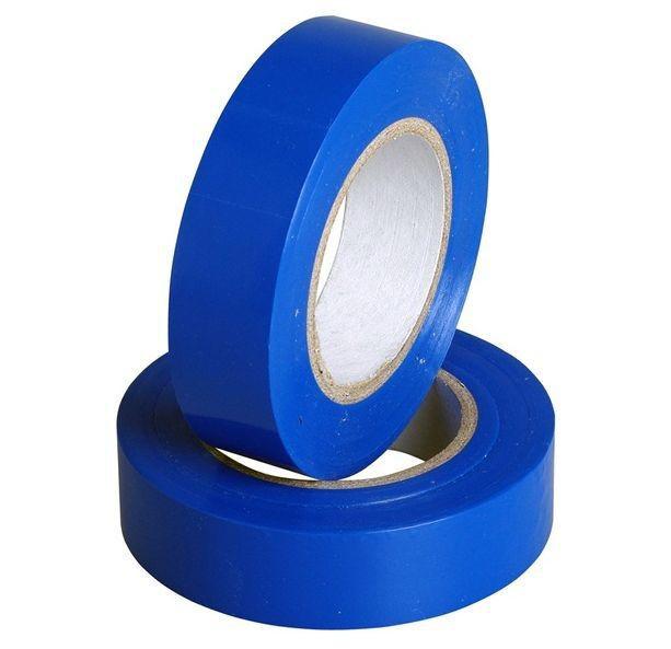 (49-9-020) Изолента ПВХ , синяя