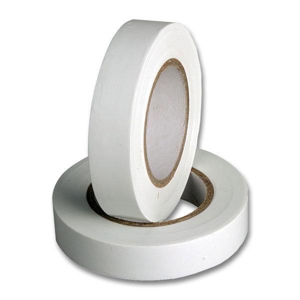 (49-9-025) Изолента ПВХ , белая