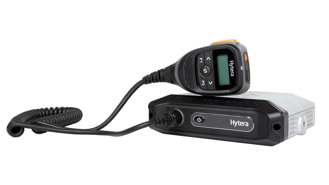 Hytera MD655G DMR мобильная радиостанция c GPS VHF UHF Super UHF