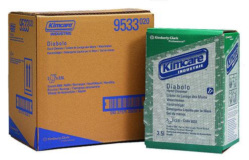 Kimcare Industrie Diabolo 9533 Индустриальное моющее средство для рук (оранжевый 3,5 литра), фото 2