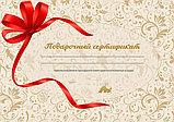 Печать подарочных сертификатов а5 формат,дизайн, фото 2