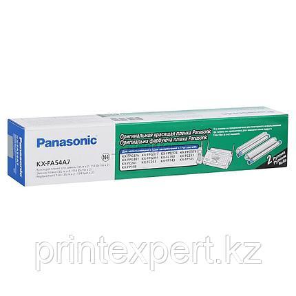 Пленка Panasonic KX-FA54 для KX-FP141/143/148/FC243/233, фото 2
