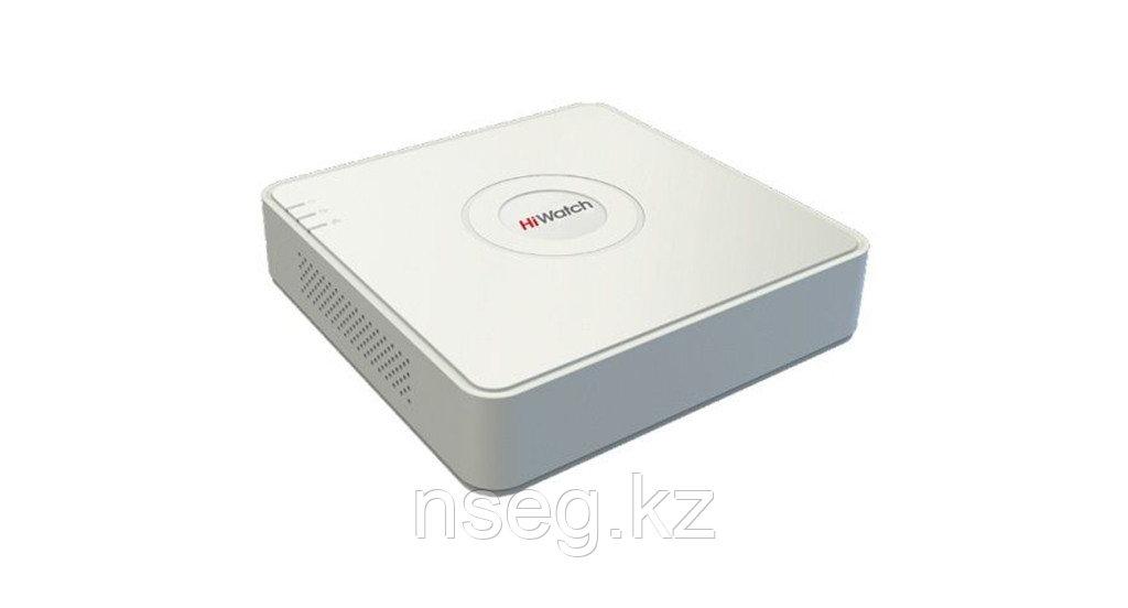 HiWatch DS-N104P 4-х канальный сетевой видеорегистратор