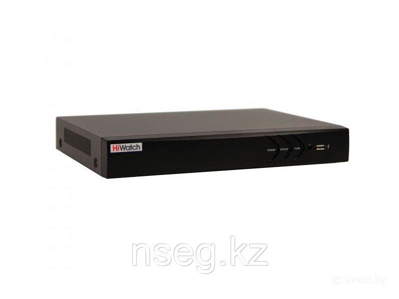 HiWatch DS-N308 8-ми канальный сетевой видеорегистратор