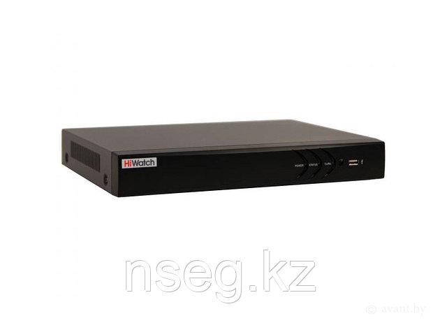 HiWatch DS-N308 8-ми канальный сетевой видеорегистратор, фото 2