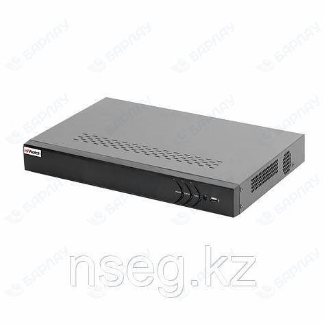 HiWatch DS-N616P 16-ти канальный IP-регистратор с 16-ю PoE интерфейсами, фото 2