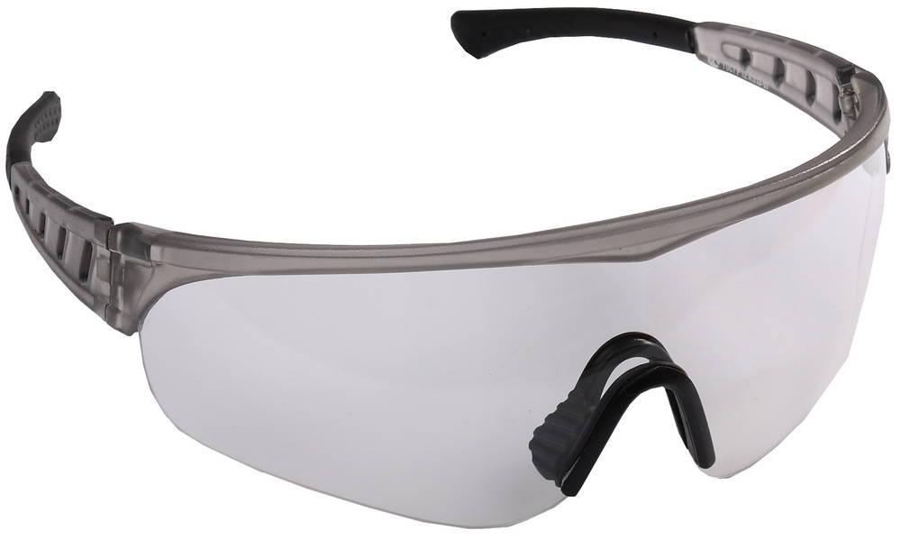 (2-110431) Очки STAYER защитные, поликарбонатные прозрачные линзы