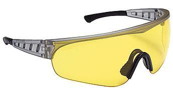 (2-110435) Очки STAYER защитные, поликарбонатные желтые линзы