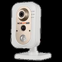 Внутренняя компактная видеокамера IP 2Mp NC24FP NOVIcam PRO