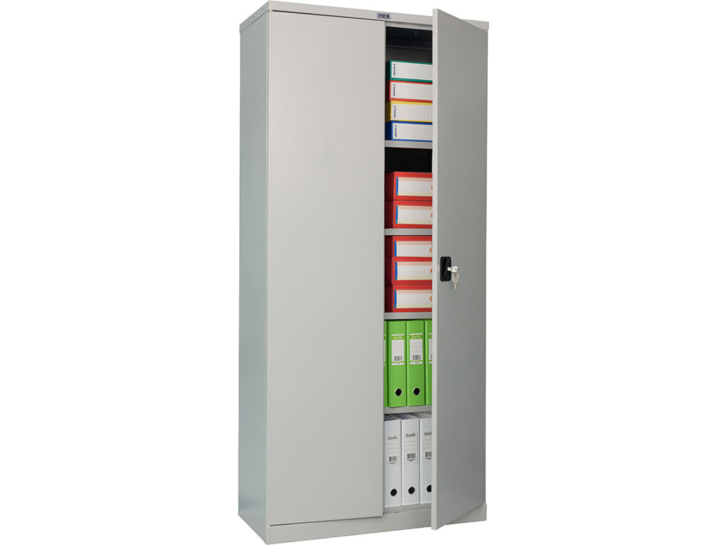 Шкаф архивный металлический СВ-12 (1860х850х400 мм)
