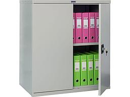 Шкаф архивный металлический СВ-13 (930х850х500 мм)