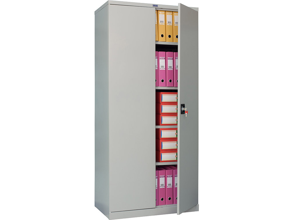 Шкаф архивный металлический СВ-22 (1900х1000х500 мм)