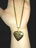 Кулон-медальон на цепочке ''I love you'', фото 9