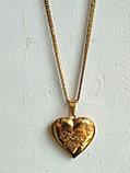 Кулон-медальон на цепочке ''I love you'', фото 5