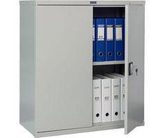 Шкаф архивный металлический СВ-11 (930х850х400 мм)