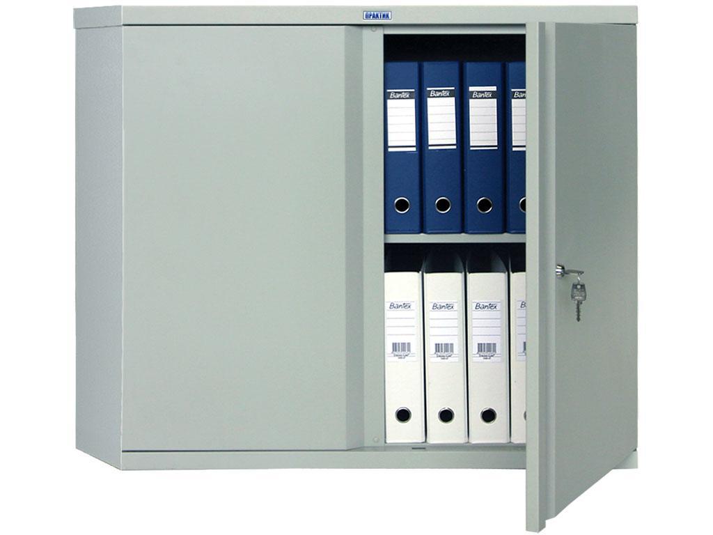 Шкаф архивный металлический АМ 0891 (832х915х458 мм)