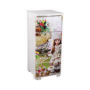 Комод плетёный для девочек 4-х секционный пластиковый, М2450