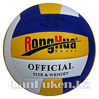 Мяч волейбольный окружность 66 см 1
