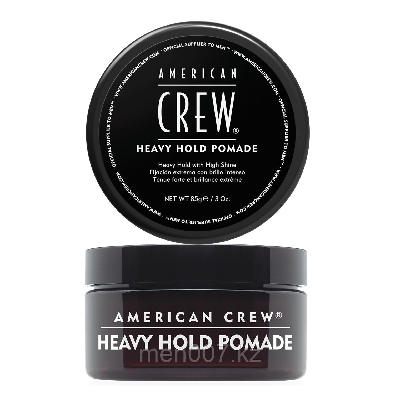 American CREW Heavy Hold (помада для укладки)