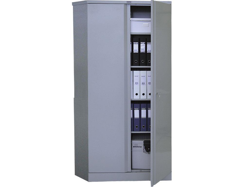 Шкаф архивный металлический АМ 2091 (1996х915х458 мм)