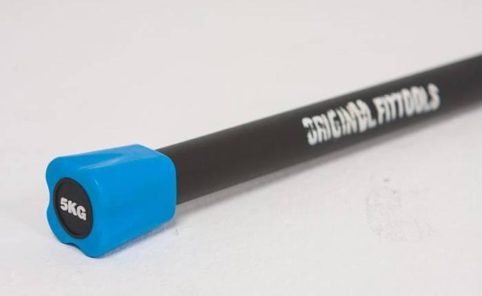 Бодибар\Гимнастическая палка FT 5 кг