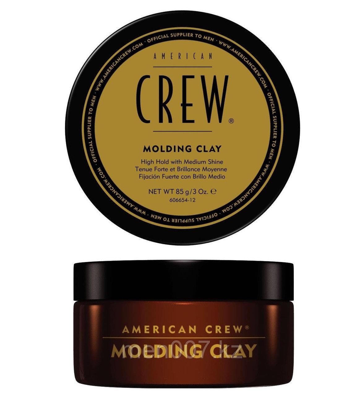 American CREW Molding Clay (глина для укладки волос)