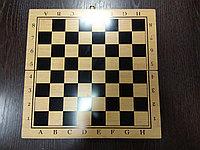 Шахматы bamboo board (34 см х 34 см)