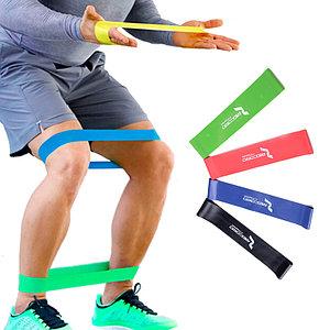 Резинки для фитнеса 5 шт